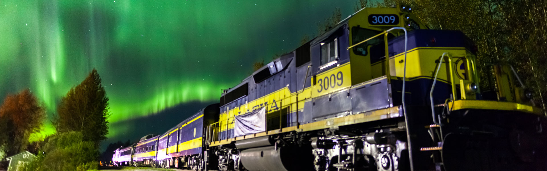 Alaska Train Tours | Best Alaska Rail Trips