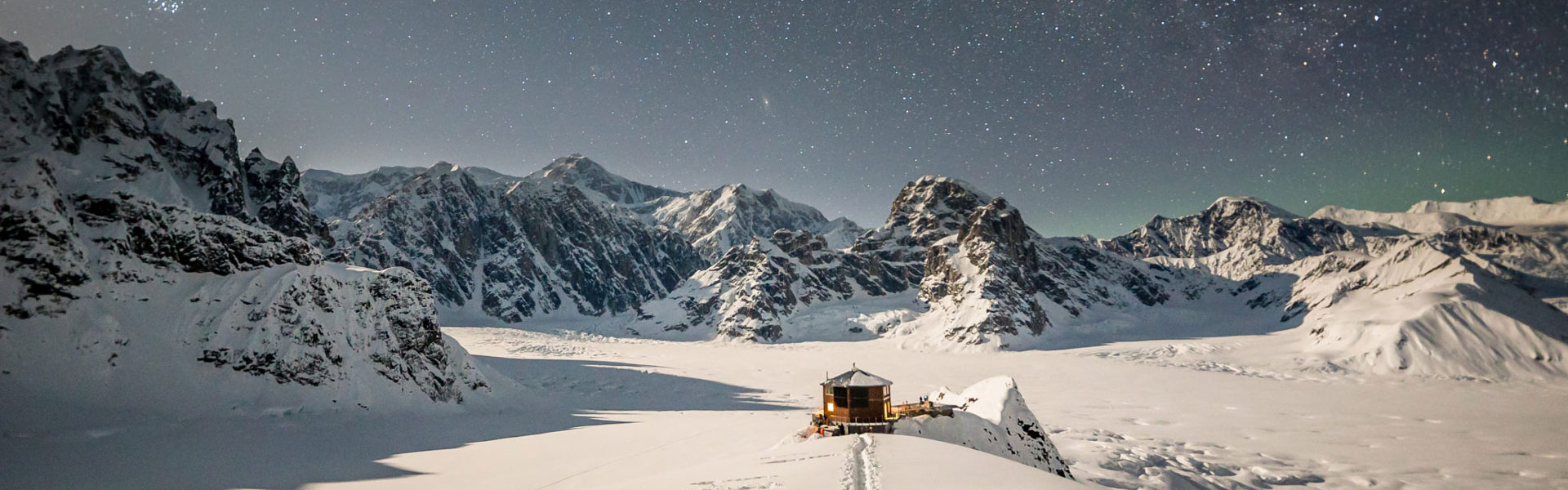 Alaska Luxury Wilderness Lodges | Sheldon Chalet on Denali