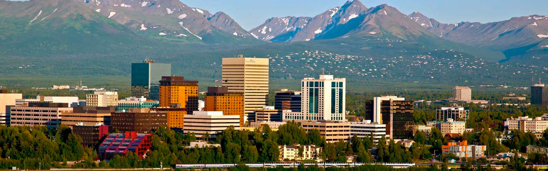 Anchorage Vacations and Alaska Train Tours
