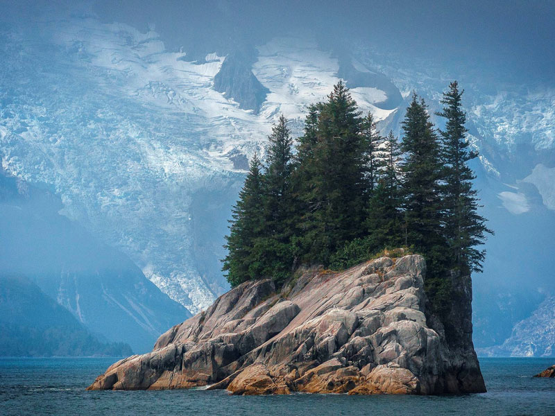 Alaska Train Tours | Kenai Fjords National Park