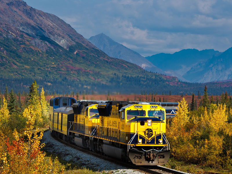 Alaska Discovery Road Trip with Alaska Railroad | Alaska Railroad