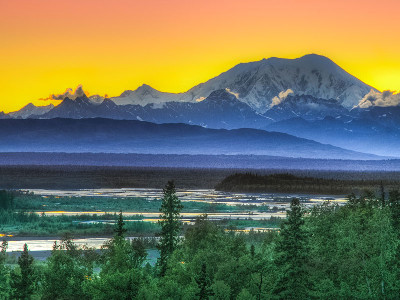 Alaska's Scenic National Parks Road Trip