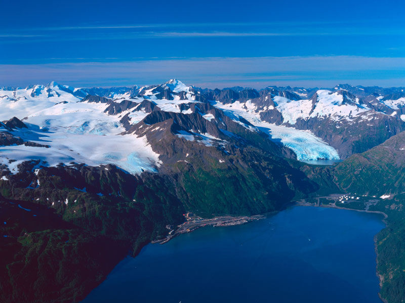 Anchorage Day Trips | Prince William Sound 26 Glacier Cruise