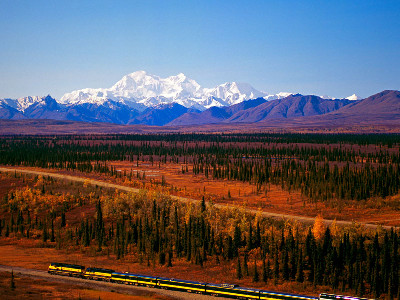 Best of Alaska, Trains, Wildlife & Denali - Cruise Connector