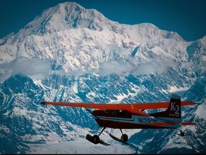 Best of Alaska, Trains, Wildlife & Denali Cruise Connector   Denali Backcountry Tour with Scenic Flight