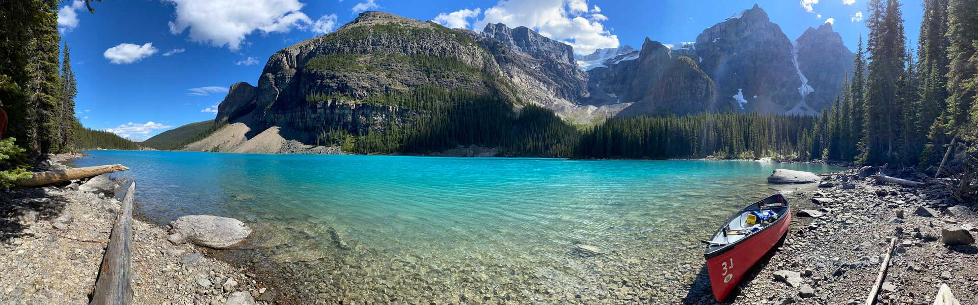 Western Canada Rail Vacations | Moraine Lake