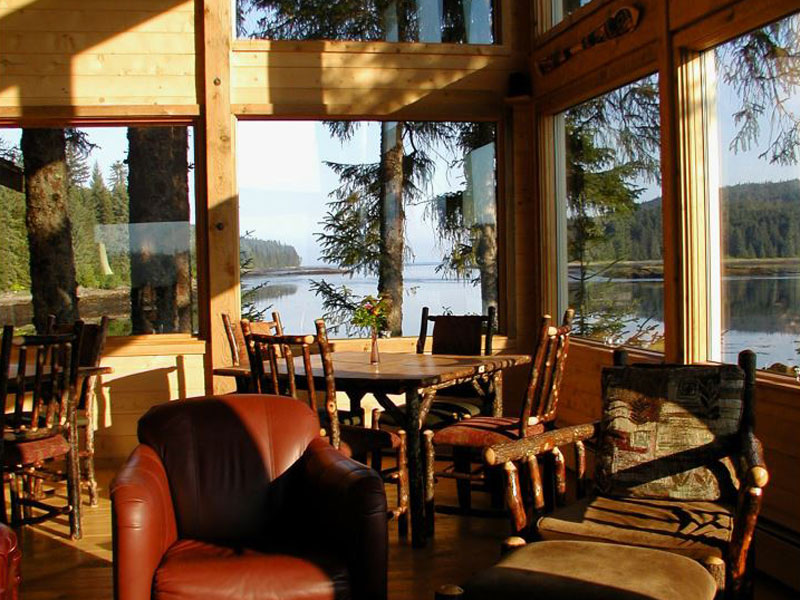Favorite Bay Lodge | Alaska Wilderness Lodge