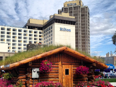 Hilton Anchorage Hotel