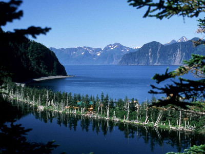 Kenai Fjords Wilderness Lodge