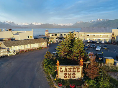 Lands End Resort Homer Alaska