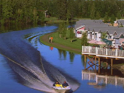 Rivers Edge Resort Fairbanks Alaska