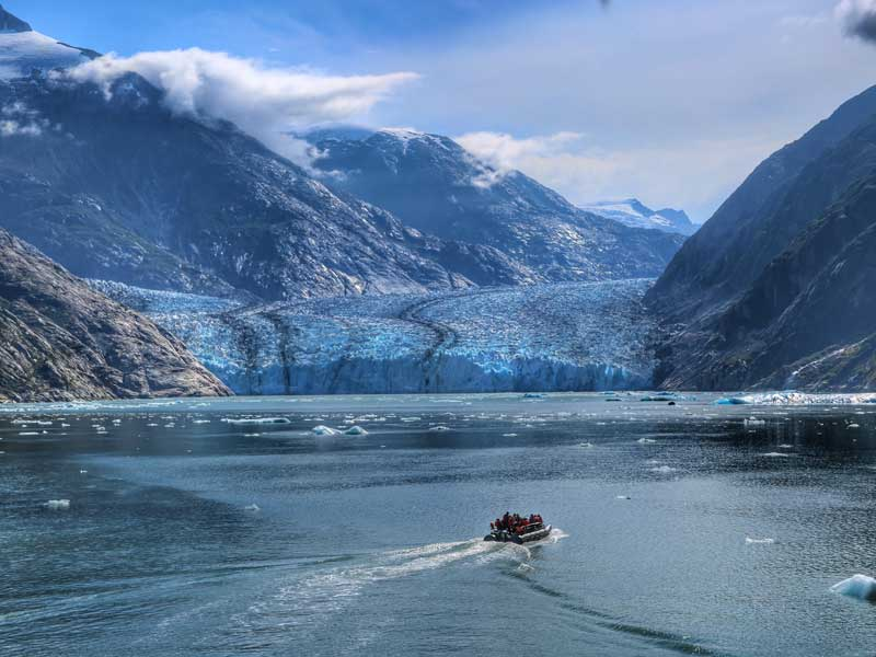 Small Ship Cruises Alaska | Alaska Glacier Bay & Island Adventure