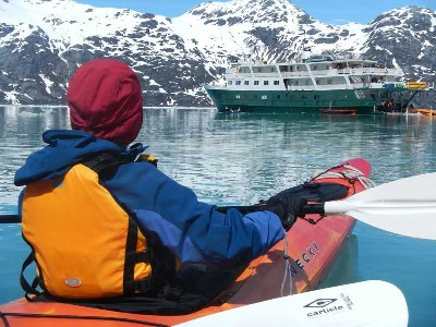 Small Ship Cruises Alaska | Alaska's Glacier Country