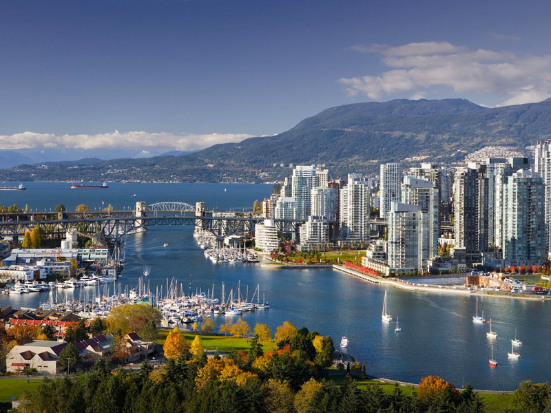 Alaska Cruise with Canadian Rockies Train Tour | Vancouver False Creek