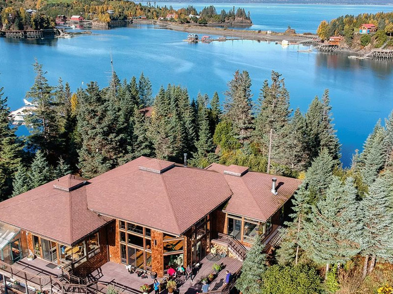 Alaska Luxury Wilderness Lodges | Stillpoint Lodge Kenai Peninsula