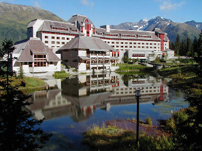 The Hotel Alyeska at Alyeska