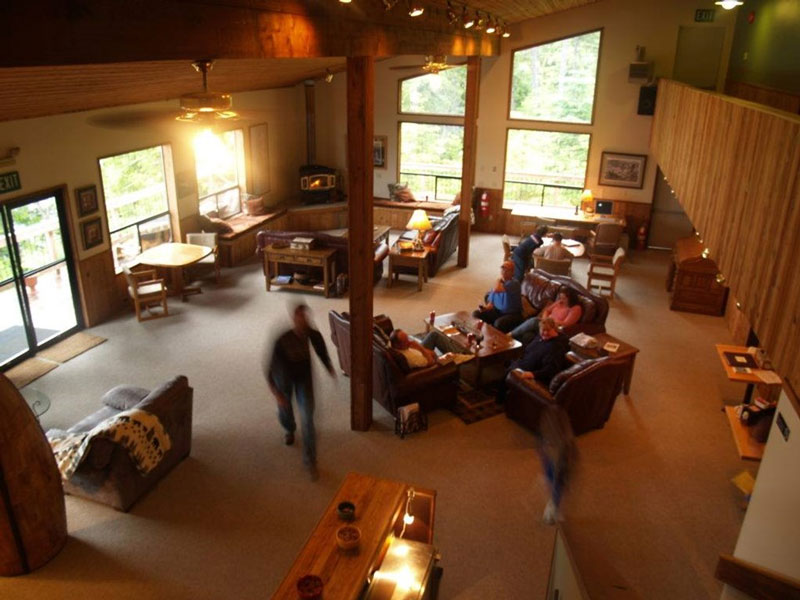 Alaska Wilderness Lodges | The Lodge at Whale Pass