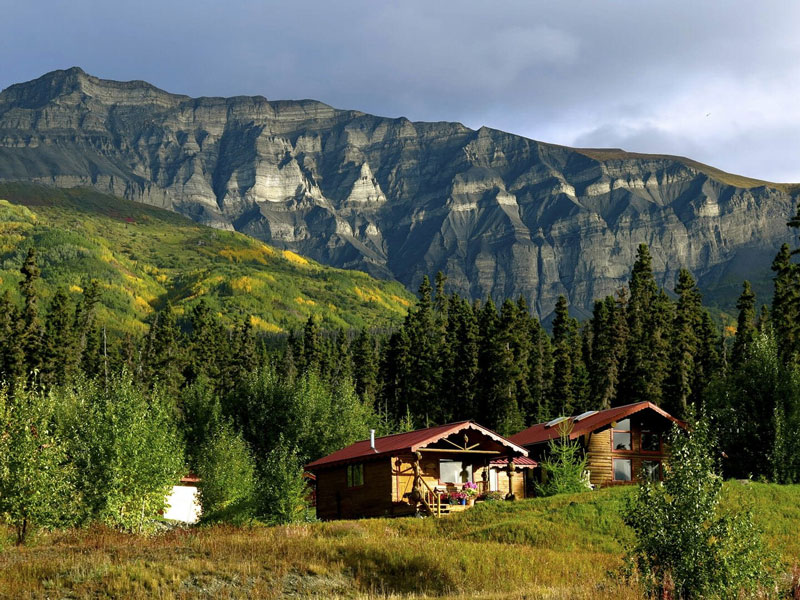 Alaska Luxury Remote Wilderness Lodges | Ultima Thule Lodge