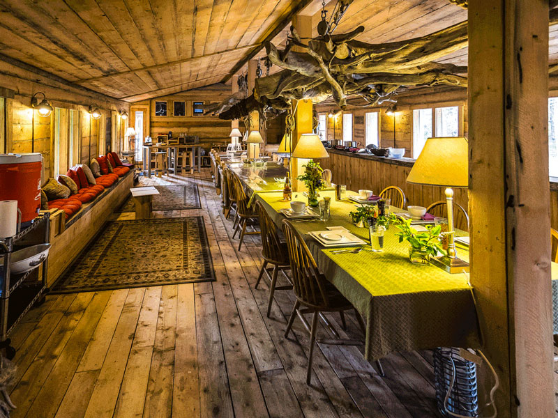 Winterlake and Tutka Bay Lodge Combo | Alaska Wilderness Lodges